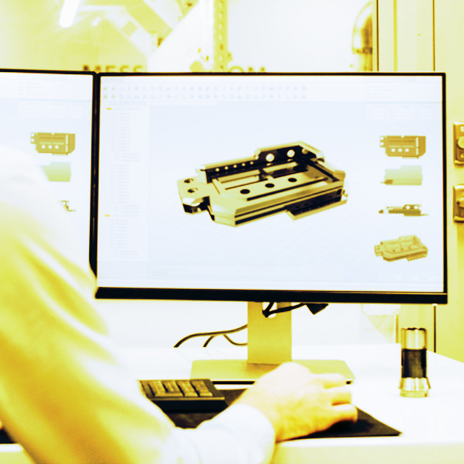 Vorrichtungsbau Maschinenbau LeSion-3D GmbH | Making the Future